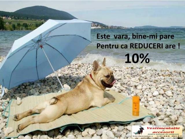 REDUCERI 10% !!!