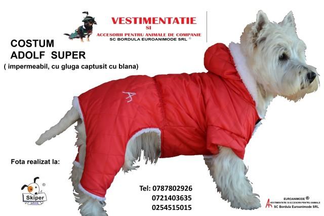 Costum  ADOLF  SUPER