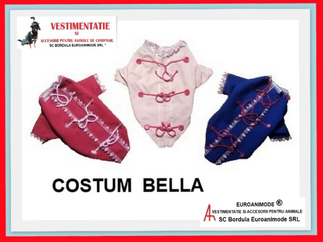 Costum  BELLA