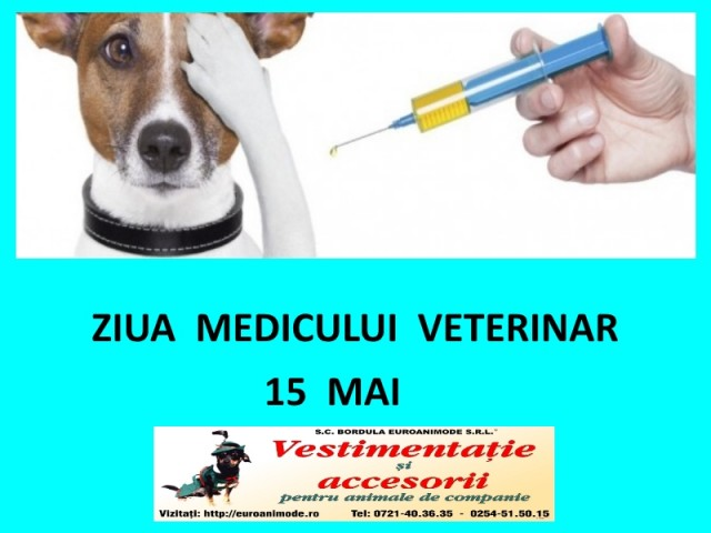 Ziua medicului veterinar