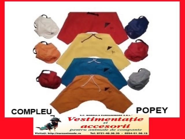 Compleu POPEY (pantalon de vara + sapca cu cozoroc)