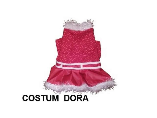 Costum DORA - pentru fetite 1