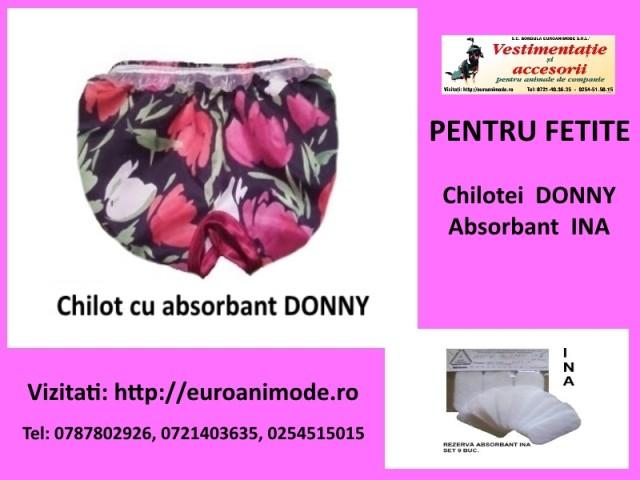 Chilotel DONY pentru fetite.