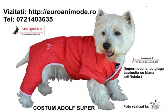Costumul ADOLF SUPER